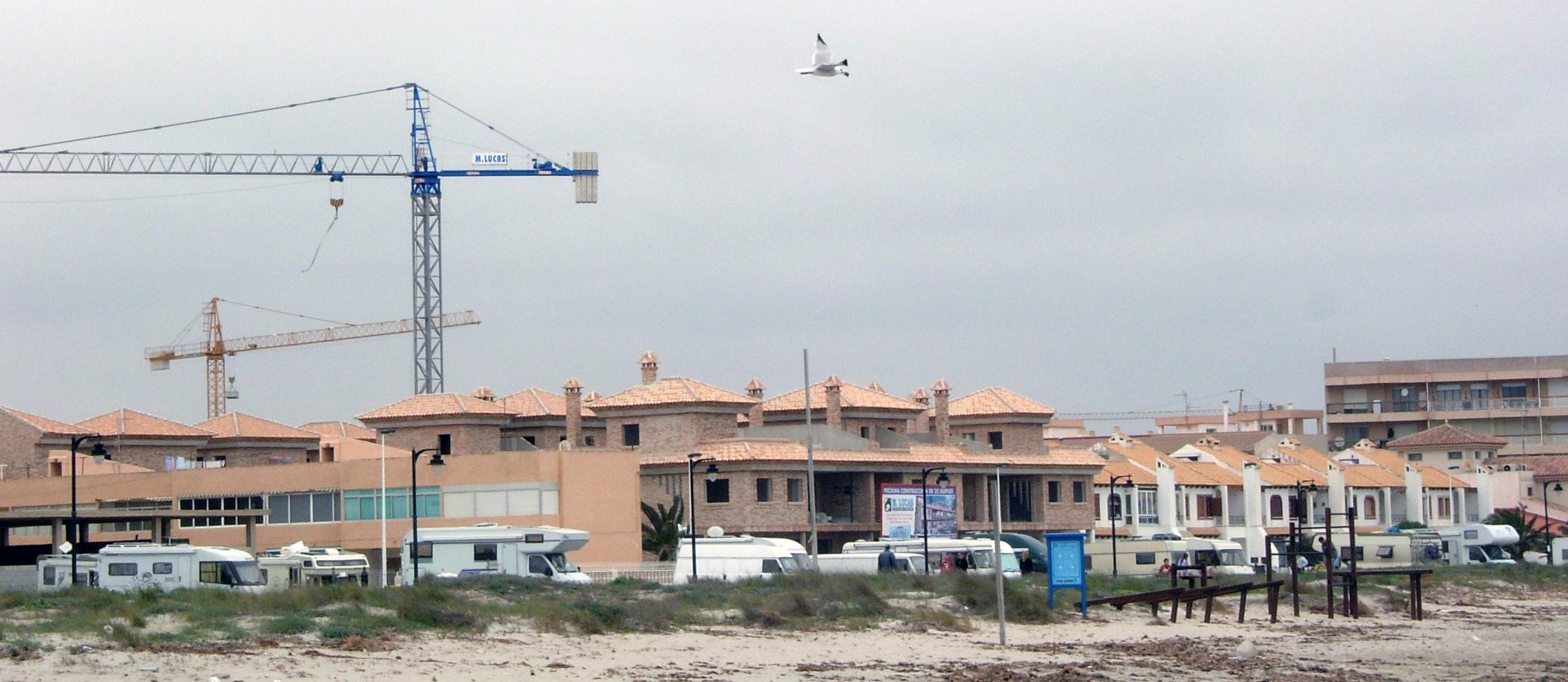 La imagen de la semana: 2011-02 El Mojón en 2005