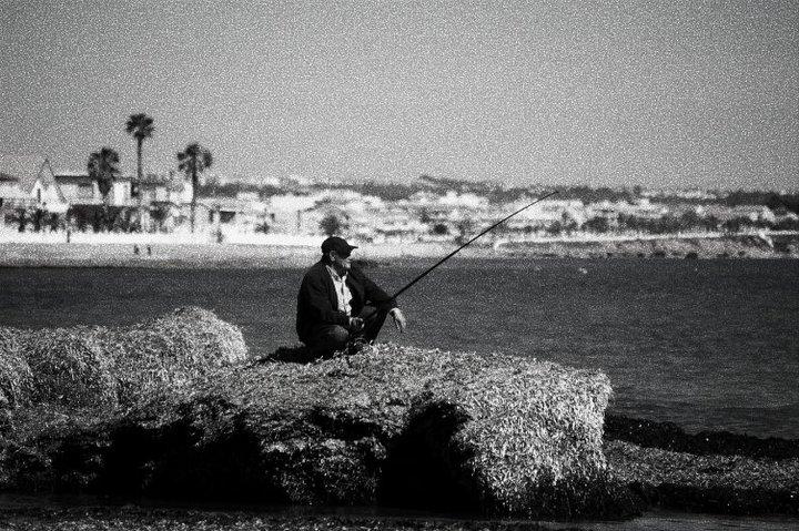 Pescador - El Mojón - San Pedro del Pinatar